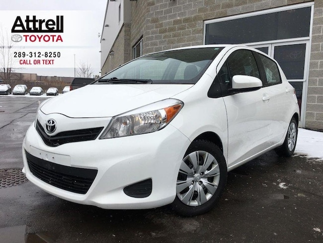 2014 Toyota Yaris LE B PKG Power Group, Cruise, ABS, Bluetooth, Keyl Coupe