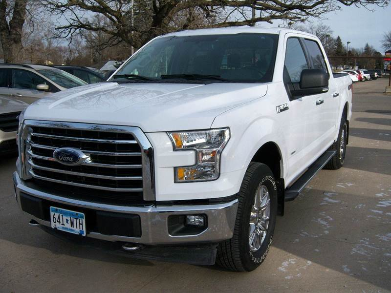 2017 Ford F-150 XLT 4x4 4dr Supercrew 5.5 ft. SB Pickup Truck