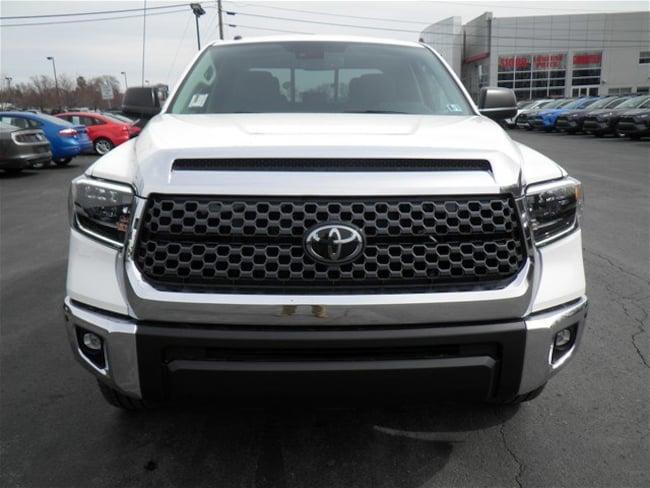Aubrey Alexander Toyota >> New 2019 Toyota Tundra For Sale at Blaise Alexander Family Dealerships | VIN: 5TFUY5F14KX784071