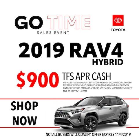 Go Time 19 Rav4 Hyb Tile