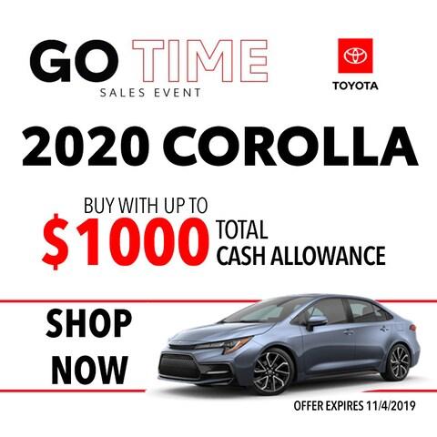 Go Time 20 Corolla Tile