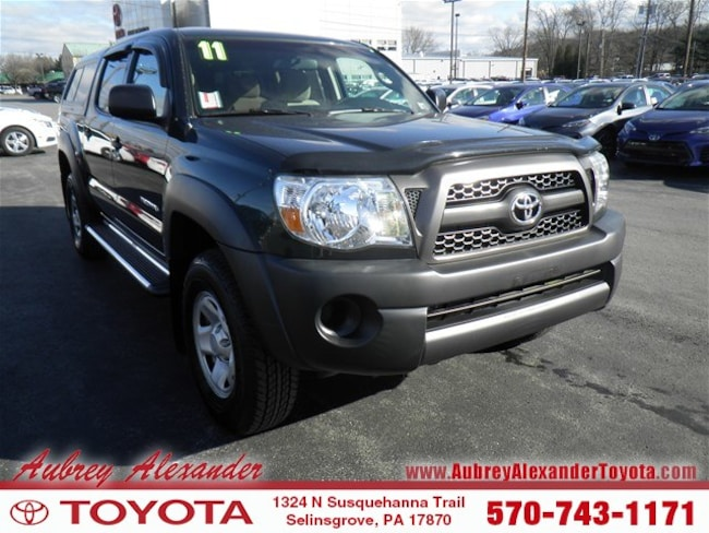 2011 Toyota Tacoma Truck Double Cab