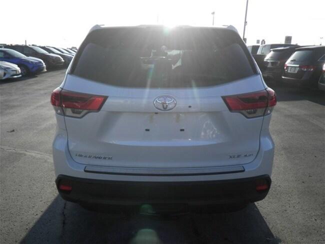 Aubrey Alexander Toyota >> New 2019 Toyota Highlander For Sale at Aubrey Alexander Toyota | VIN: 5TDJZRFH4KS938515