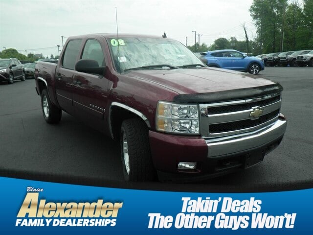 Used 2008 Chevrolet Silverado 1500 For Sale at Aubrey Alexander