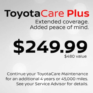 Extend Your Coverage Today!