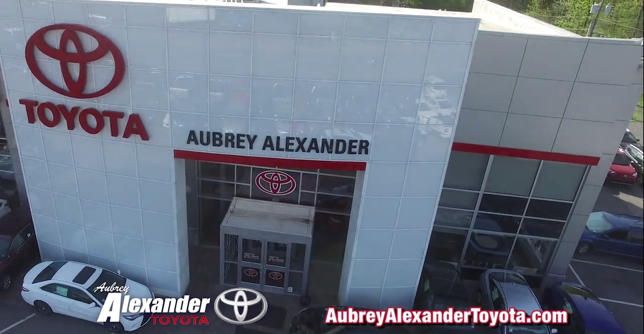 Aubrey Alexander Toyota >> Aubrey Alexander Toyota New Toyota Dealership In