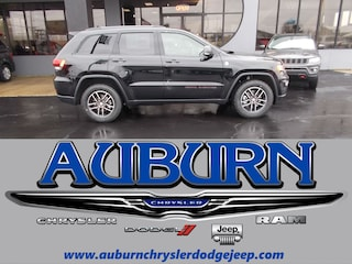 New 2018 Jeep Grand Cherokee TRAILHAWK 4X4 Sport Utility 1C4RJFLT5JC227083 for sale in Auburn, IN