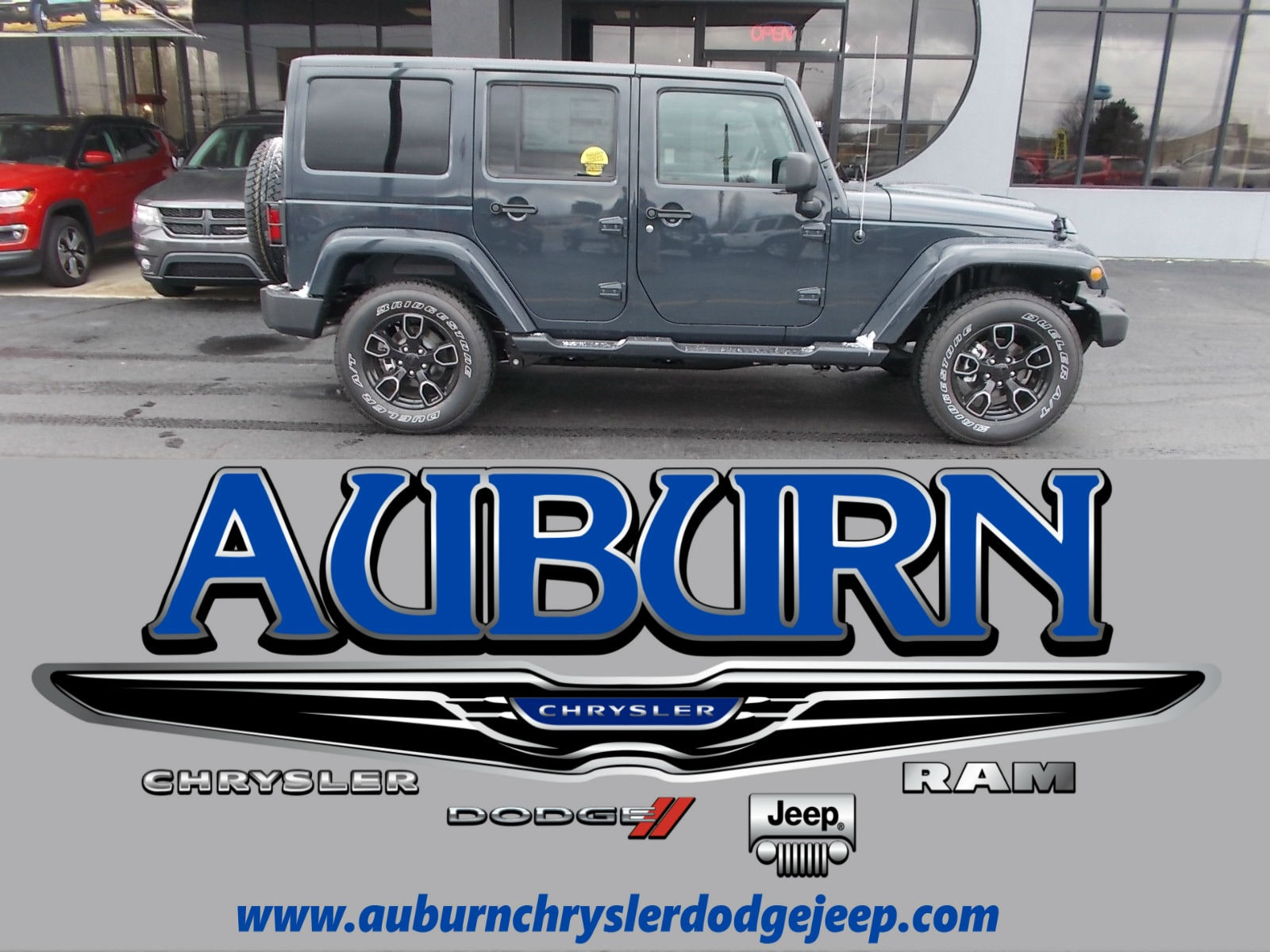 New 2018 Jeep Wrangler Unlimited WRANGLER JK UNLIMITED ALTITUDE 4X4 Sport  Utility For Sale In Auburn