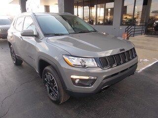 New 2019 Jeep Compass UPLAND 4X4 Sport Utility 3C4NJDAB2KT689958 for sale in Auburn, IN