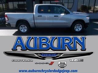 New 2019 Ram 1500 TRADESMAN CREW CAB 4X4 5'7 BOX Crew Cab 1C6SRFGT9KN613734 for sale in Auburn, IN