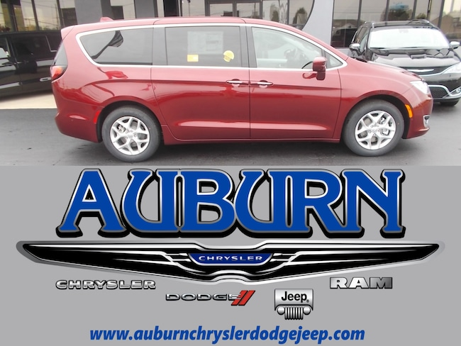New 2019 Chrysler Pacifica TOURING PLUS Passenger Van for sale in Auburn, IN
