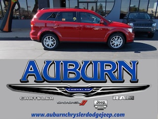 New 2018 Dodge Journey SXT AWD Sport Utility 3C4PDDBG1JT159554 for sale in Auburn, IN