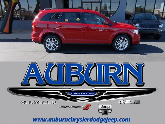New 2018 Dodge Journey SXT AWD Sport Utility for sale in Auburn, IN