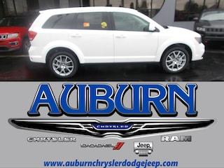 New 2018 Dodge Journey GT AWD Sport Utility 3C4PDDEGXJT390965 for sale in Auburn, IN