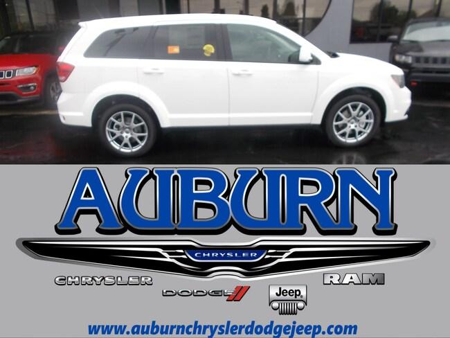 New 2018 Dodge Journey GT AWD Sport Utility for sale in Auburn, IN