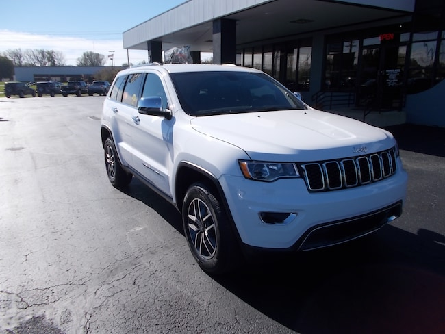 New 2019 Jeep Grand Cherokee LIMITED 4X4 Sport Utility for sale in Auburn, IN