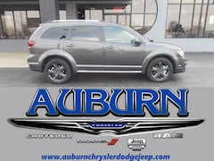 Used 2018 Dodge Journey Crossroad SUV 3C4PDDGG3JT449805 for sale in Auburn, IN