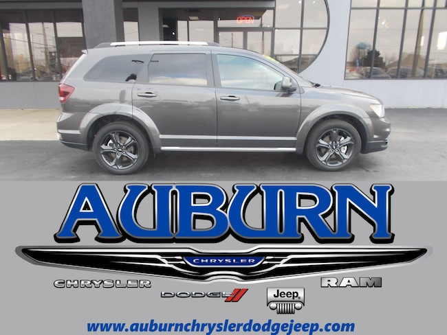 Used 2018 Dodge Journey Crossroad SUV for sale in Auburn, IN