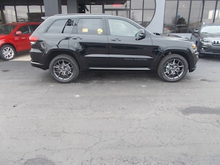 New 2019 Jeep Grand Cherokee LIMITED X 4X4 Sport Utility 1C4RJFBG6KC628406 for sale in Auburn, IN