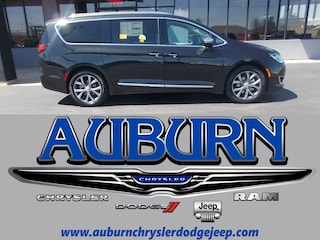 New 2018 Chrysler Pacifica LIMITED Passenger Van 2C4RC1GG3JR154670 for sale in Auburn, IN