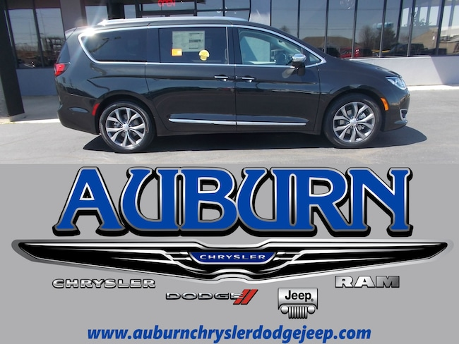 New 2018 Chrysler Pacifica LIMITED Passenger Van for sale in Auburn, IN