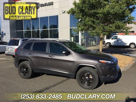 Featured Used 2014 Jeep Cherokee Latitude 4x4 SUV 1C4PJMCS6EW137898 for Sale near Kelso, WA