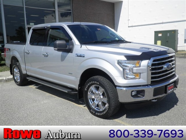 2016 Ford F-150 XLT Truck For Sale in Auburn, ME