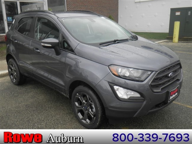 2018 Ford EcoSport SES Crossover For Sale in Westbrook, ME