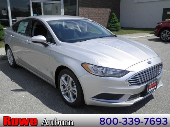 2018 Ford Fusion Hybrid SE Sedan For Sale in Westbrook, ME