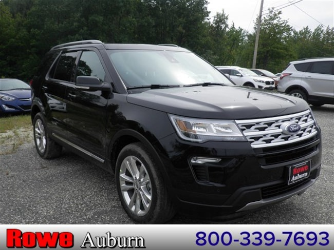 2018 Ford Explorer XLT SUV For Sale in Westbrook, ME
