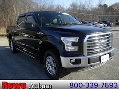Used 2016 Ford F-150 XLT Truck For Sale in Westbrook, ME