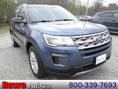 Used 2018 Ford Explorer XLT SUV For Sale in Auburn, ME