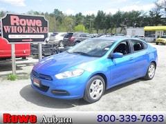 Used 2015 Dodge Dart SE Sedan For Sale in Auburn, ME