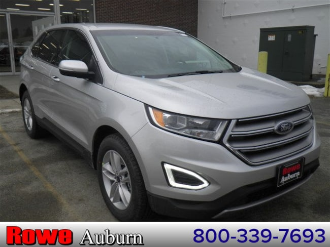 2018 Ford Edge SEL Crossover For Sale in Westbrook, ME