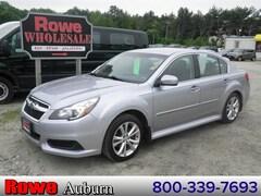 2014 Subaru Legacy 2.5i Premium Sedan For Sale in Auburn, ME