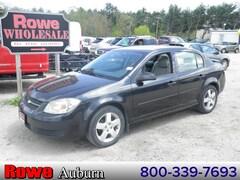 Used 2010 Chevrolet Cobalt LT Sedan For Sale in Auburn, ME