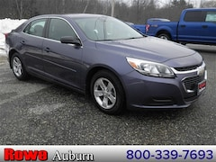 Used 2015 Chevrolet Malibu LS 1ls Sedan For Sale in Auburn, ME