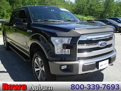 Used 2017 Ford F-150 King Ranch Truck For Sale in Auburn, ME
