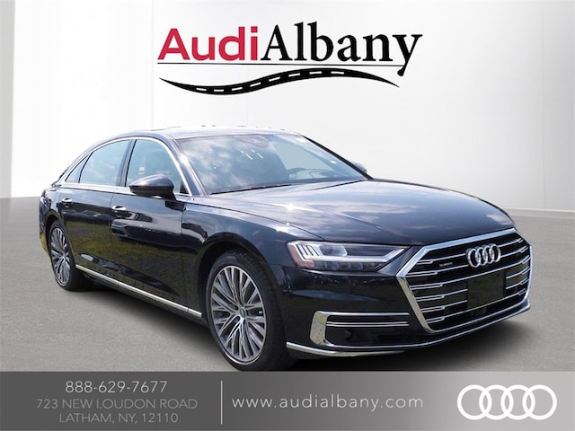 New 2019 Audi A8 L 3.0T Sedan WAU8DAF8XKN023041 for sale in Latham, NY
