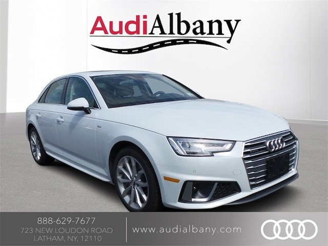 Pre-Owned 2019 Audi A4 2.0T Premium Plus for sale in Latham, NY