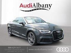 New 2019 Audi A3 2.0T Premium Cabriolet for sale in Latham, near Albany, NY.