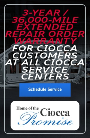 3-Year / 36,000-Mile Extended Repair Order Warranty