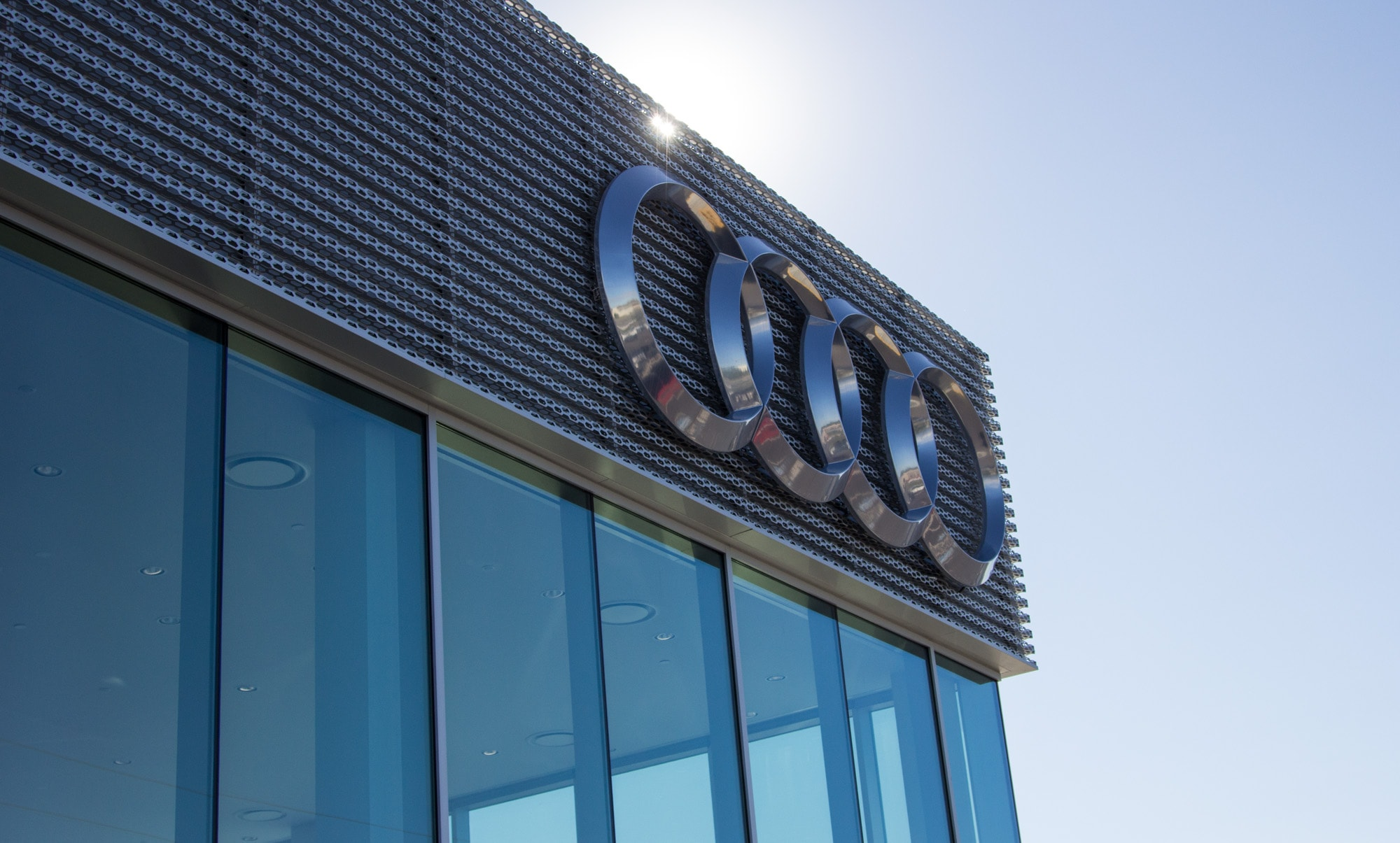 Audi Anchorage Grand Opening