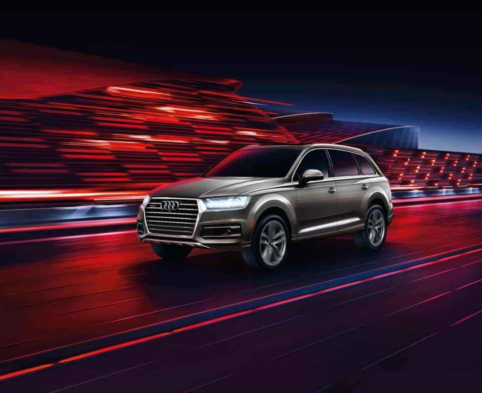 Certified Pre-Owned Audi Cars and SUVs in Anchorage