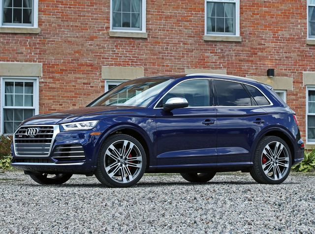 New Audi SQ5 in Anchorage