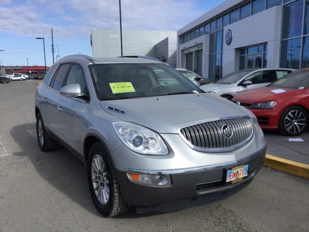 2010 Buick Enclave For Sale >> Used 2010 Buick Enclave For Sale In Anchorage Vin