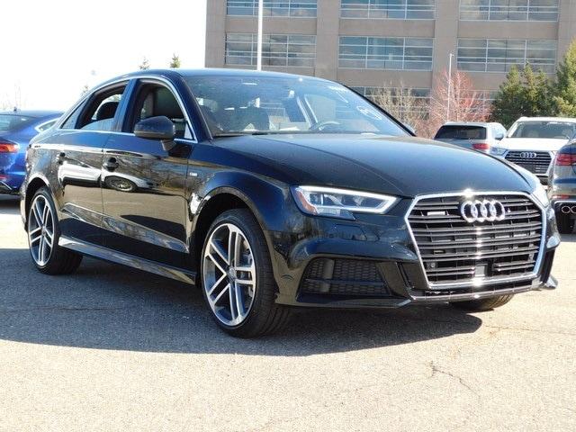 New Audi for sale  2019 Audi A3 2.0T Premium Plus Sedan in Ann Arbor, MI