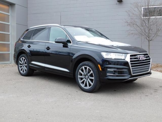 New Audi for sale  2019 Audi Q7 3.0T Premium Plus SUV in Ann Arbor, MI