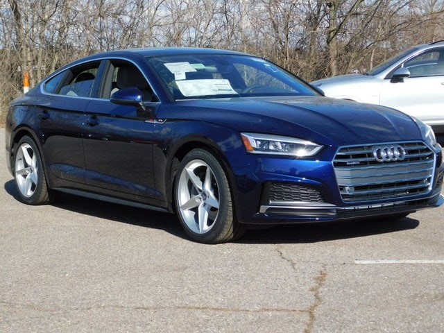 New Audi for sale  2019 Audi A5 2.0T Premium Plus Sportback in Ann Arbor, MI