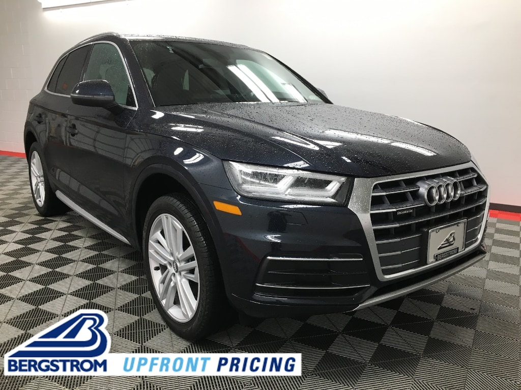 2019 Audi Q4: Design, Powertrains, Arrival, Price >> New 2019 Audi Q5 For Sale At Audi Appleton Vin